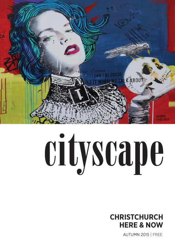 Cityscape Autumn 2015 magazine cover