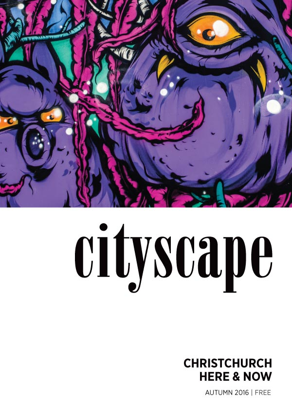 Cityscape Autumn 2016 magazine cover
