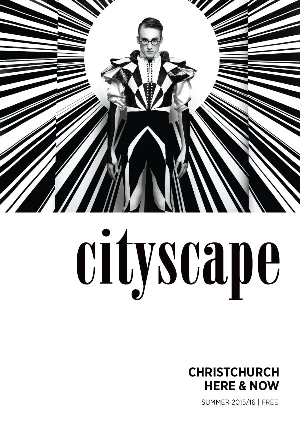 Cityscape Summer 2015 - 2016 magazine cover