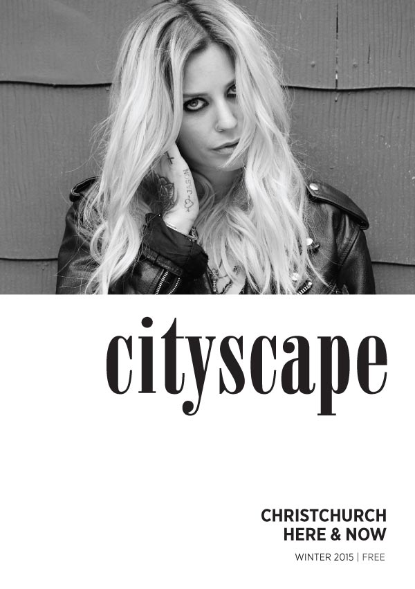Cityscape Winter 2015 magazine cover